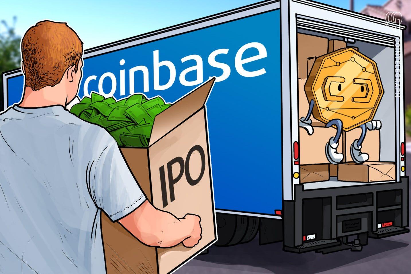 Messari values Coinbase at $28 billion following IPO filing