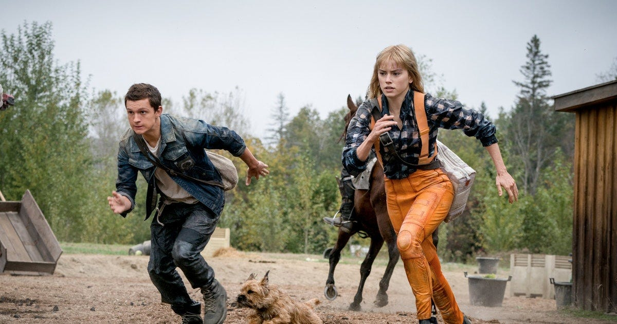 Chaos Walking' release date, trailer, cast of the dystopian Tom Holland  movie