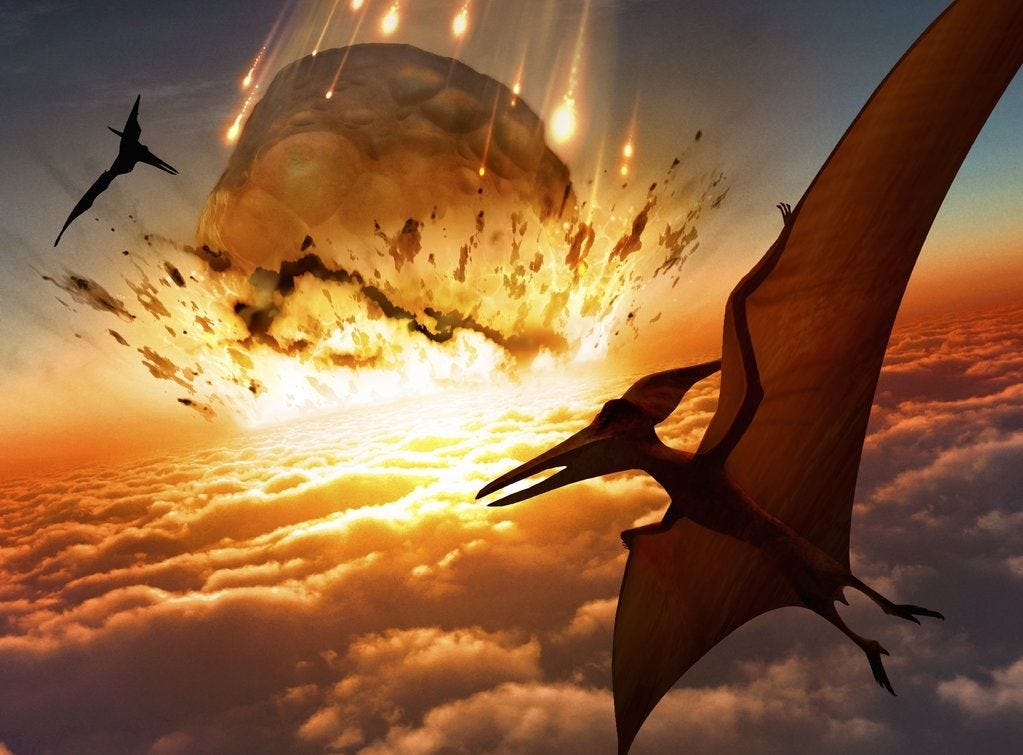 Dinosaur extinction event 'indisputably' confirmed to be asteroid impact |  Science | Felix Online