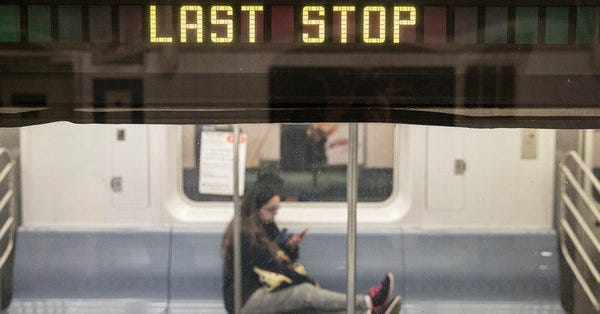Subways, self-driving cars, and sustainable investments