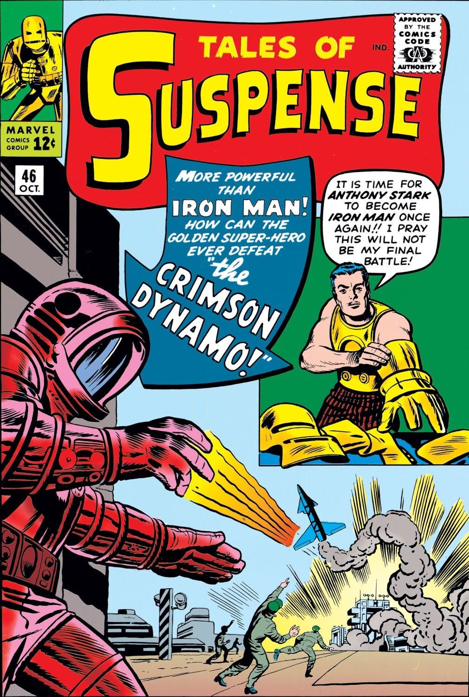 Tales of Suspense Vol 1 46   Marvel Database   Fandom