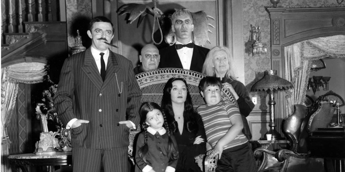 The Grim Truth About THE ADDAMS FAMILY – The 13th Floor