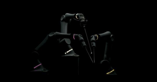 """""""Robot-Assisted"""" ameliyat ürünleri pazarı şu an 4 milyar $ büyüklüğünde ve 2025 yılında 20 milyar $'a ulaşması bekleniyor."""