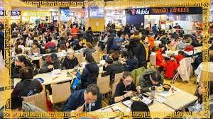 Image result for eater asian food hall flushing