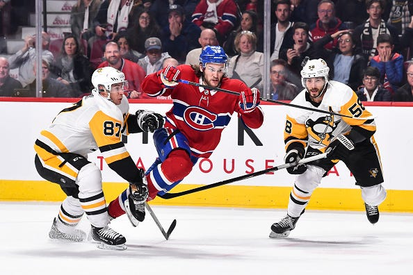 NHL Predictions: Jan 4 - With Pittsburgh Penguins vs Montreal ...