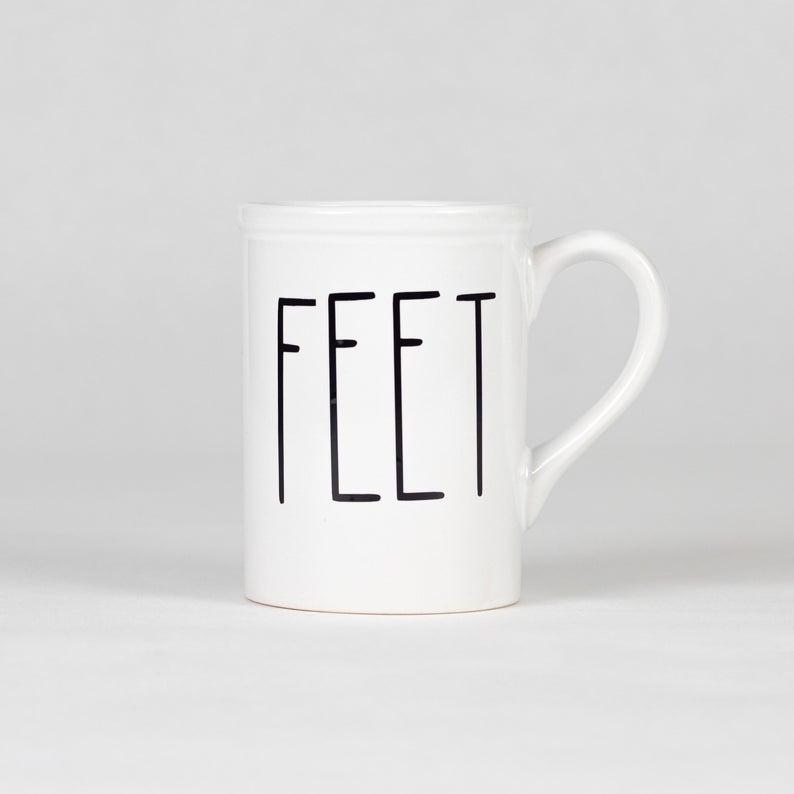 Feet Mug image 0