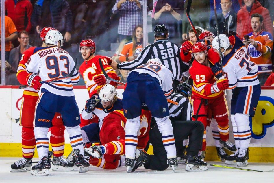 Game Preview 13.0: Edmonton Oilers at Calgary Flames (2/6/2021)
