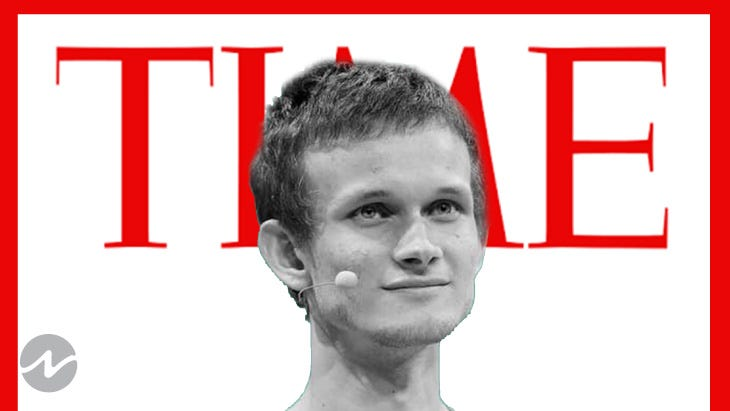 Vitalik Buterin Is in Top 100 Influencers of 2021 by Time Magazine -  TheNewsCrypto