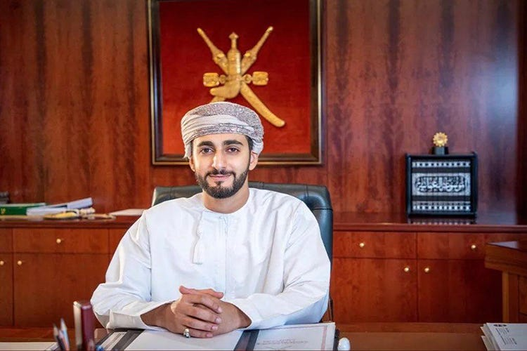 Dhi Yazan to be Oman's first-ever Crown Prince - GulfToday