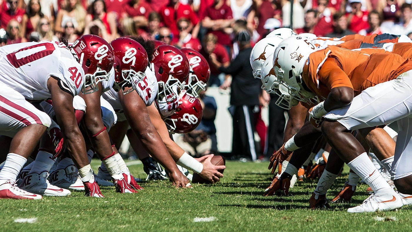 Texas, Oklahoma joining SEC: Longhorns, Sooners kick-start conference  realignment with move from Big 12 - CBSSports.com