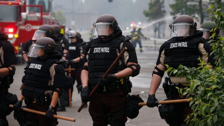 Minneapolis violence shows police learned few lessons from ...