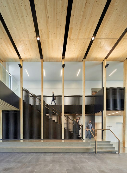 Catalyst Building / Michael Green Architecture | ArchDaily