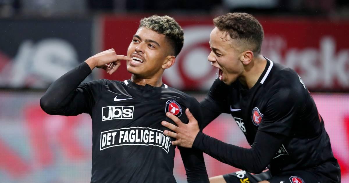 Magtdemonstration i topkamp: FC Midtjylland ydmygede FC København ...