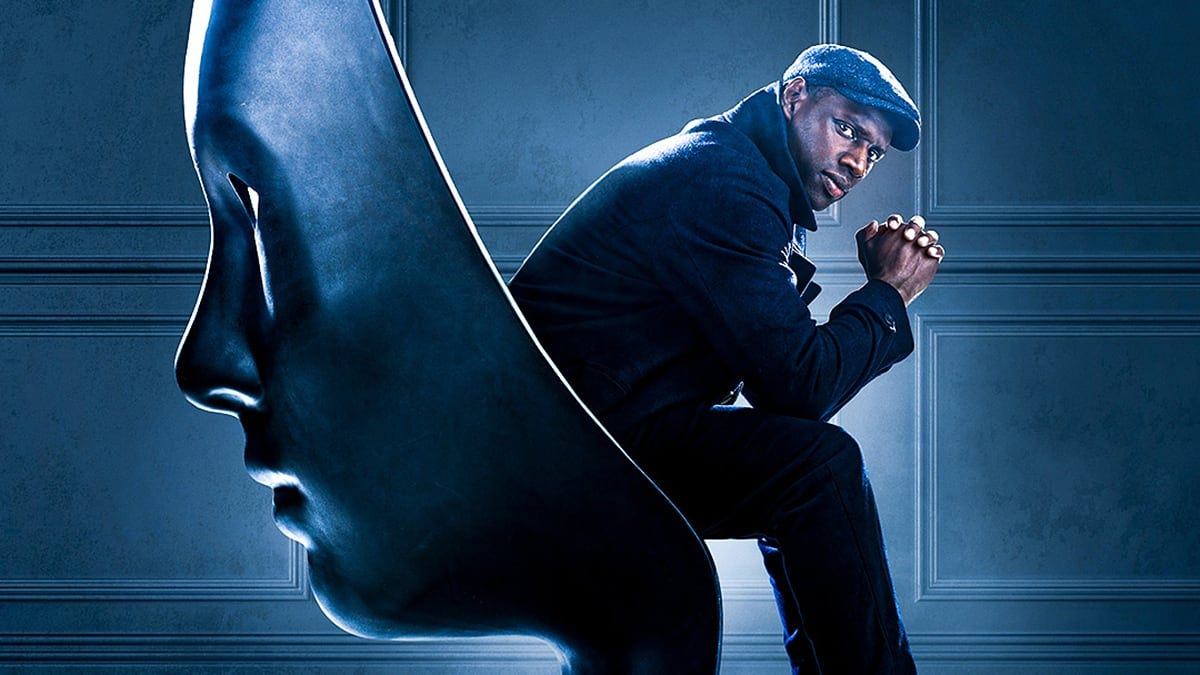 Omar Sy in Netflix's Lupin