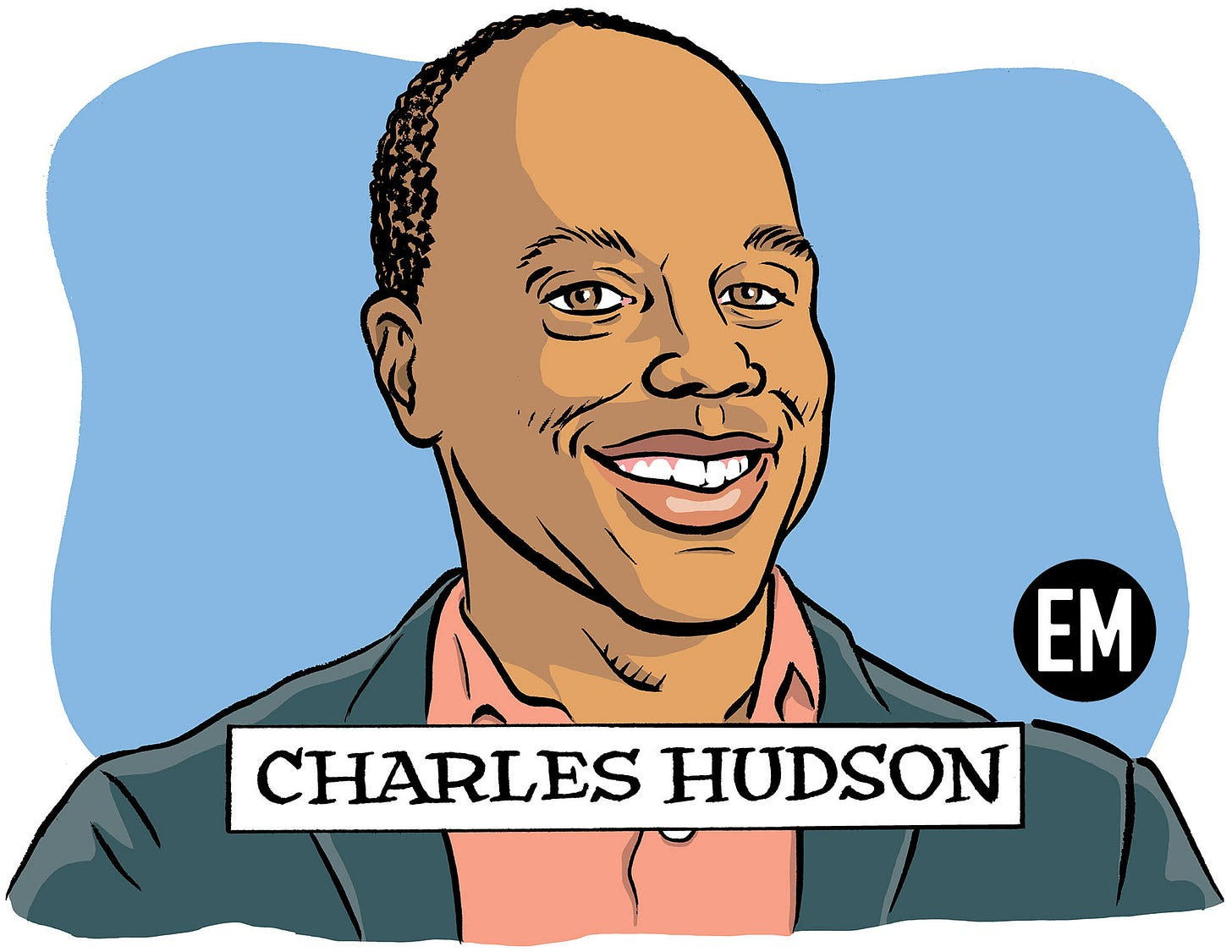 Charles Hudson by David Coulson for the Emerging Manager, 2021