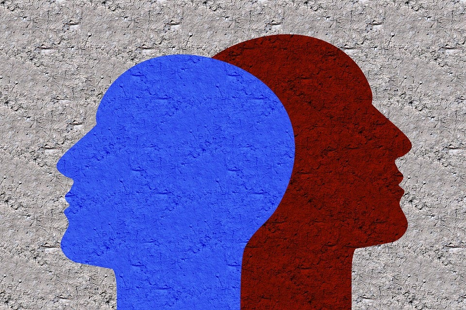 Face, Faces, Dialog, Conversation, Psyche, Anxious