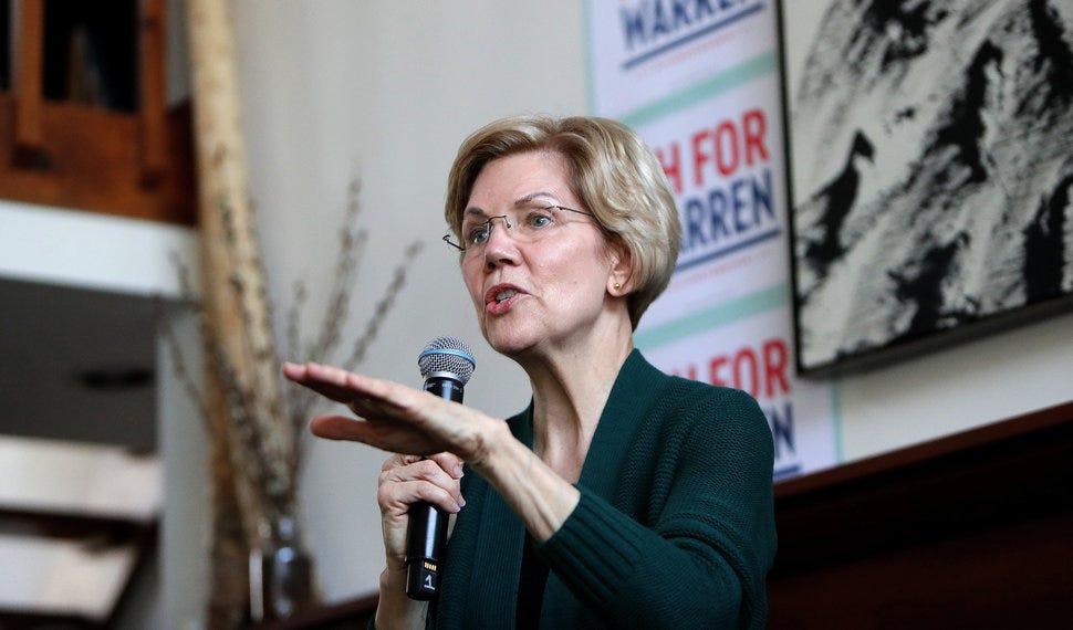 Sen. Elizabeth Warren (D-Mass.) has faced questions about her electability.