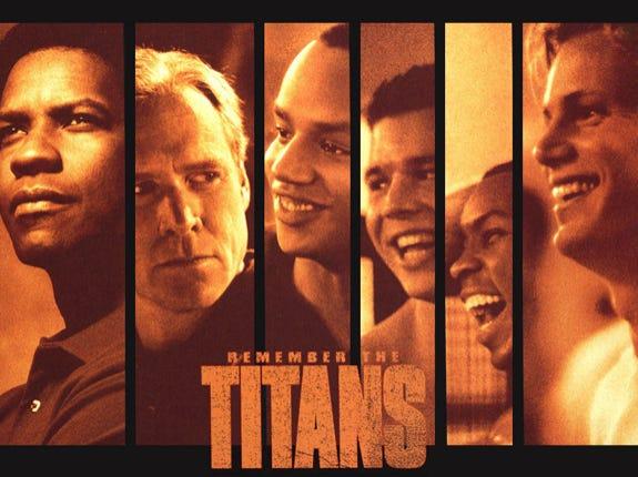Discussion Guide: Remember The Titans | SportsEngine