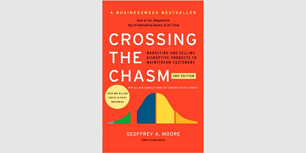 Crossing the Chasm - Geoffrey A. Moore [Book Summary]