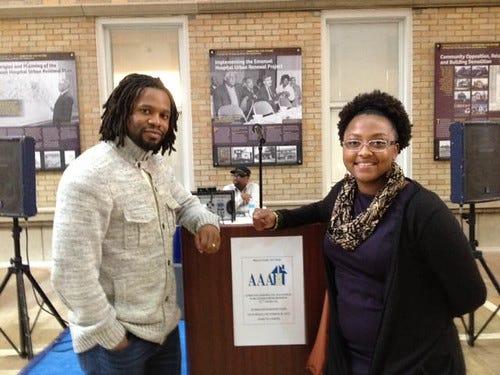 African American Alliance for Homeownership: Homeownership Fair 2013