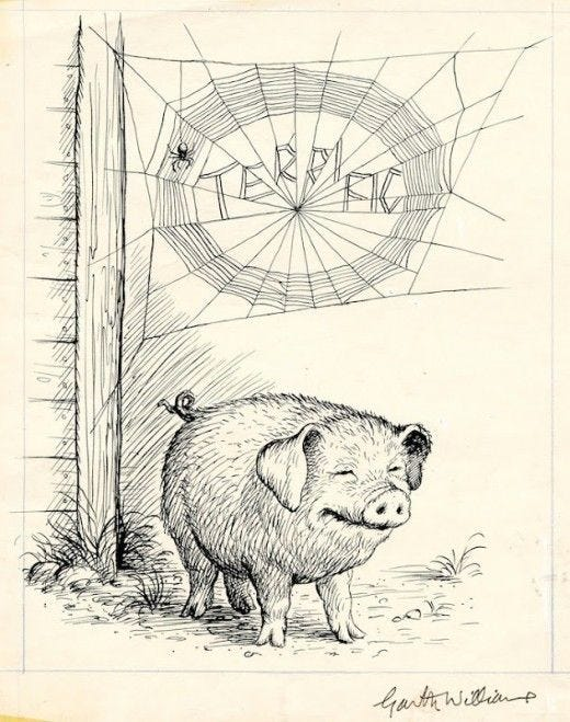 Charlotte's Web: A Book That Spins a Web of Wonder