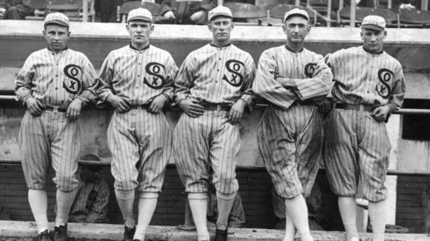 The 'Chicago Black Sox Scandal' quiz   Yardbarker