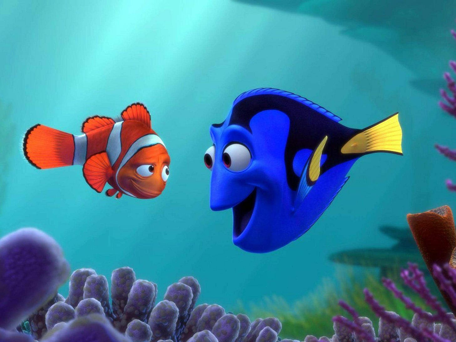 The lessons of Finding Dory are commendable, but why make a children's film  so complicated?