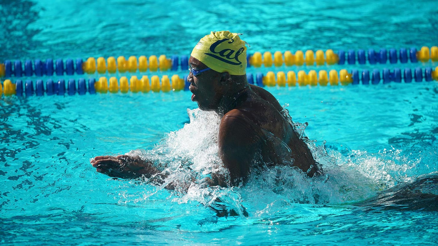 Relay Records Fall Against USC