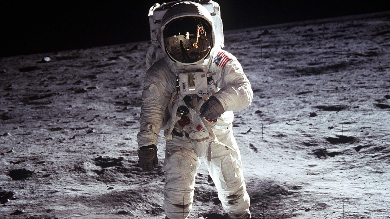 45 Years Later: Remembering the First Moon Landing   Time