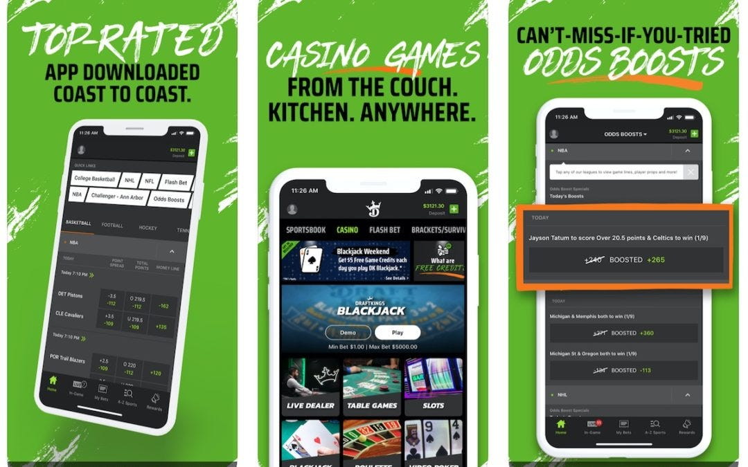 Bay Mills Resort to Launch Sports Betting With DraftKings - Native Business  Magazine