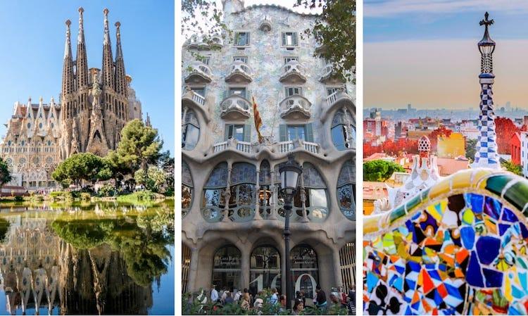 Gaudi Architecture: Exploring Iconic Modernisme Works by Antoni Gaudi