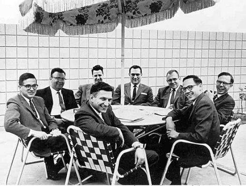 Traitorous Eight in their Fairchild Days | Siliconcowboy's Blog