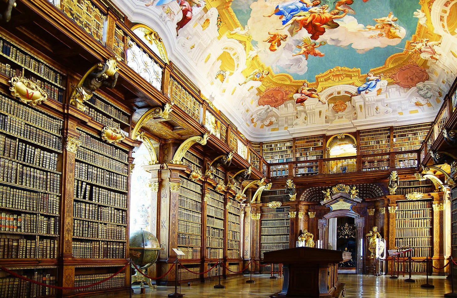 The Most Beautiful Libraries in the World | Slideshow | The Active Times