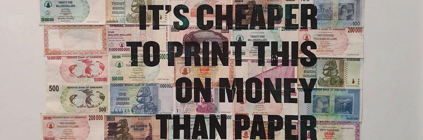 Snowdens Verdikt des digitalen Dollars und Euros