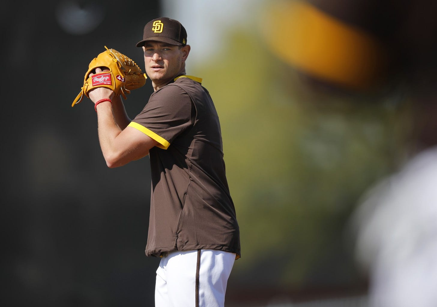 Garrett  Richards' second season with Padres is expected to be the real  thing - The San Diego Union-Tribune