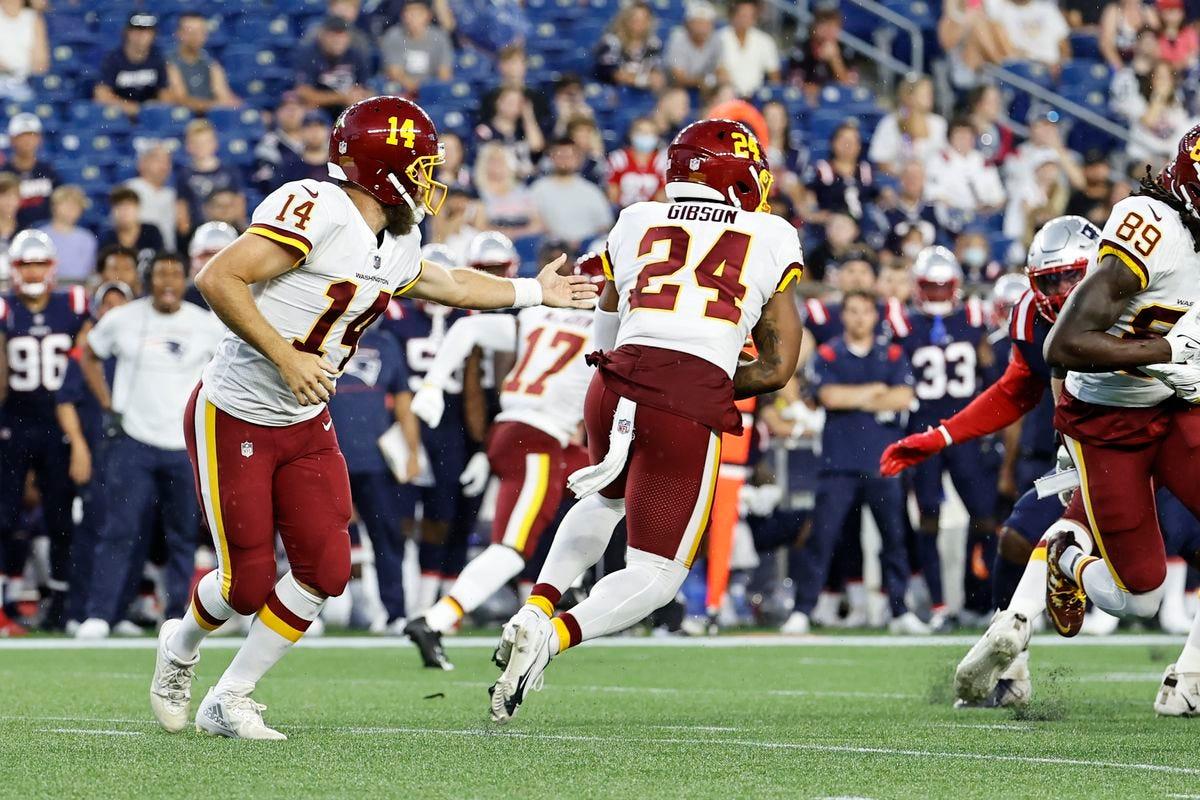 Washington Football Team vs New York Giants Monday Injury Report - Hogs  Haven