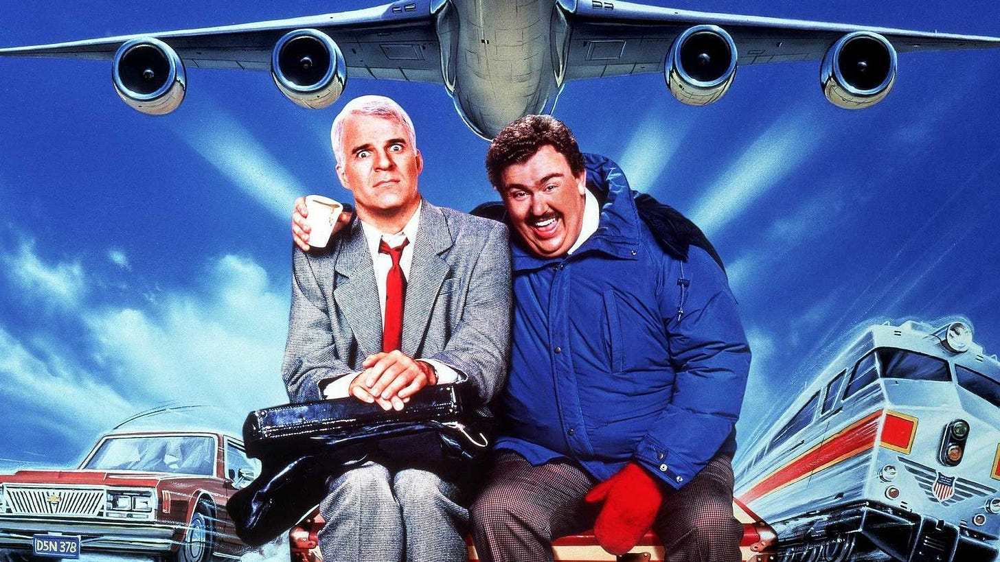 Planes, Trains, and Automobiles Review | Movie - Empire