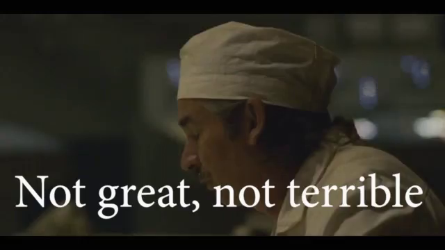 Chernobyl Not Great GIF - Chernobyl NotGreat NotTerrible - Discover & Share  GIFs