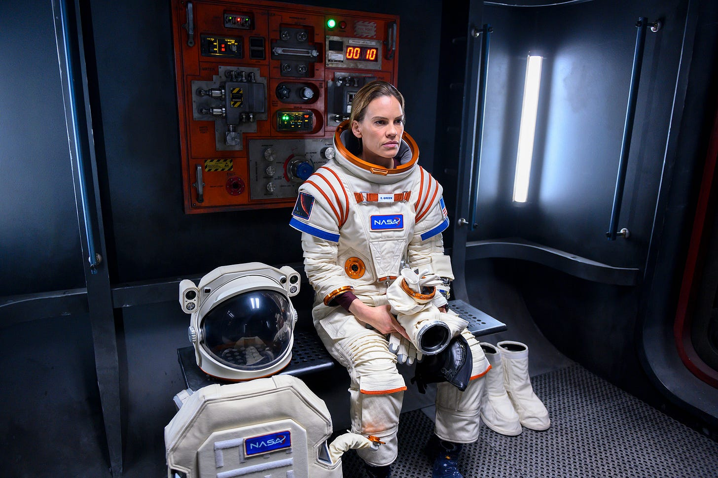 Netflix's Away Review: Can Astronauts Have It All? | Time
