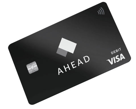 Ahead Money Visa Card