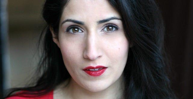 Maryam Hamidi (image by Brandon Bishop)