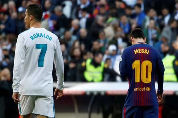 The end of the Messi-Ronaldo era? Football rings the changes in 2018
