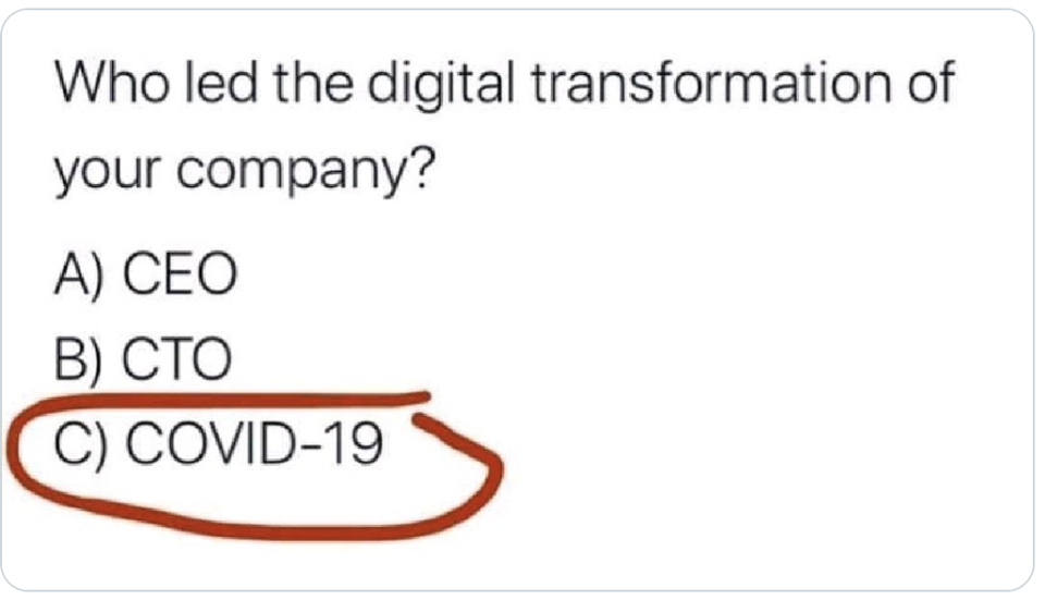Is COVID-19 Forcing Your Digital Transformation? 12 Steps To Move ...