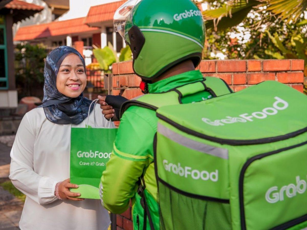 Cegah Covid-19, Staff Merchant Grabfood Wajib Cek Suhu Badan ...