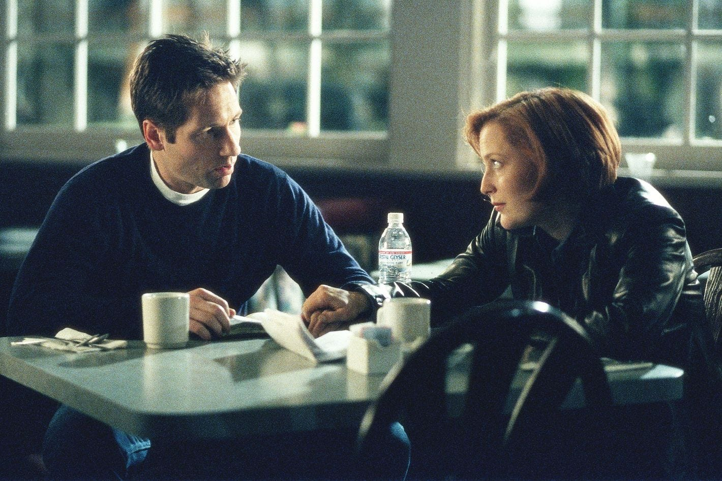 A Brief History of Mulder and Scully's Once-Controversial Romance