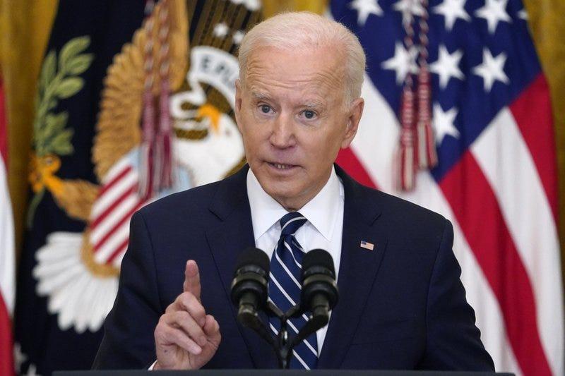Biden leaves door open for Senate changes to advance agenda
