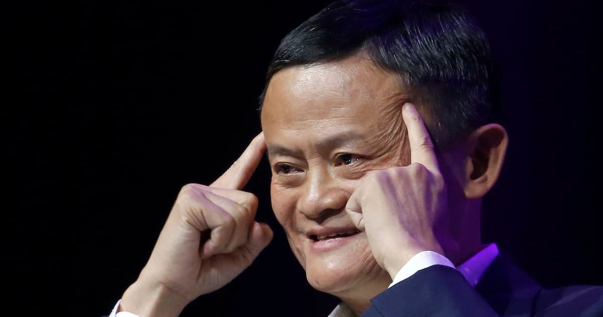 How Jack Ma's question helped Singapore's fintech - injuredly