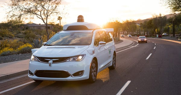 Waymo logs 1 million miles - in a month