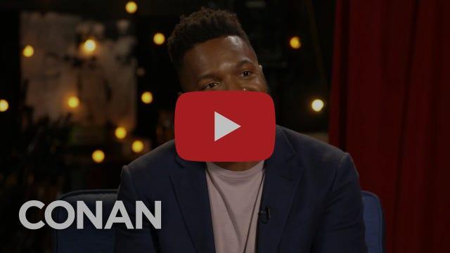 #CONAN: Baratunde Thurston Full Interview - CONAN on TBS