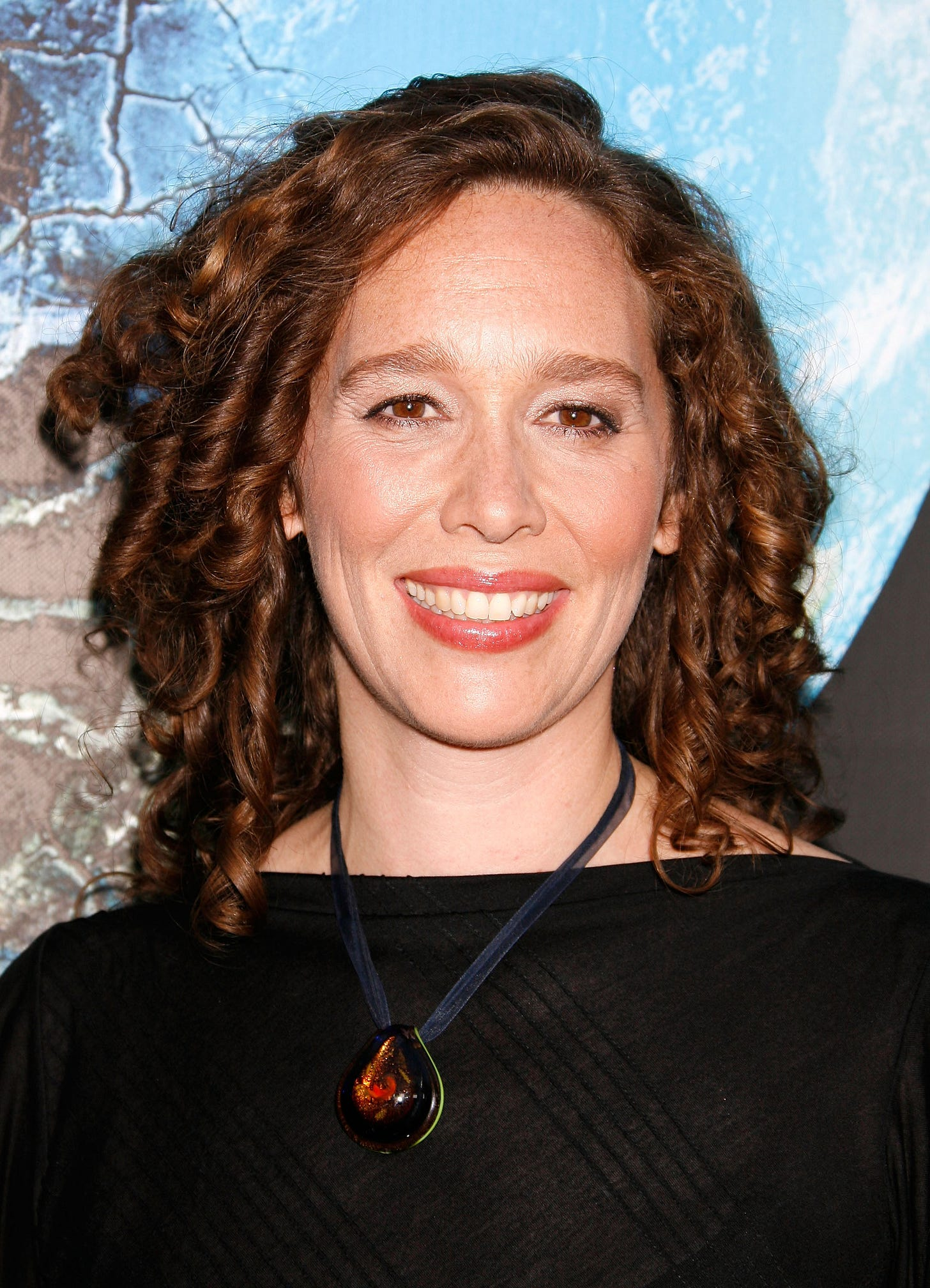 Tzeporah Berman at the Hollywood premiere of The 11th Hour, in which she was featured, on August 8, 2007. (Photo: Getty Images)